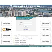 Script Site Administração Condomínios Cgerador De Boletos