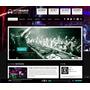 Site Web Rádio Administrável - Template Wp - Radio Web Onlin