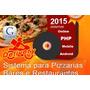 Sistema Para Lanchonetes Pizzarias Pedidos Online Mobile Php