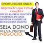 Empresa De Loja Virtual Montada C/ Site 9 Lojas Modelo