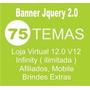 Loja Virtual 12.0 Mobile Afiliados 75 Temas Install Gratis
