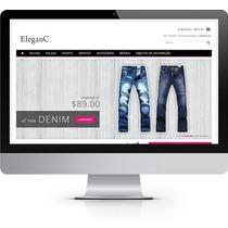 Site Script Loja Virtual Profissional Responsivo E Facil Adm