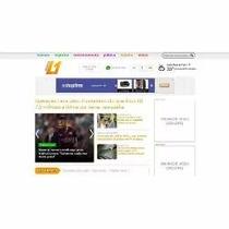Site De Notícias - Portal De Notícias 2015 Script Php L1 V2