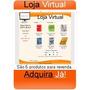 Loja Virtual Completa + Atendimento-online 2015