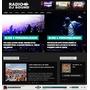 Site De Radio Web Em Wp Com Auto Dj - Administravel Responsi