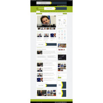 Portal Em Php E Mysql - Jornal Revista Noticias Gospel Etc