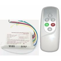 Interruptor Luz Controle Remoto Casa Inteligente -110 Volts
