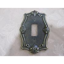 Montalto Espelho De Bronze Para Interruptor