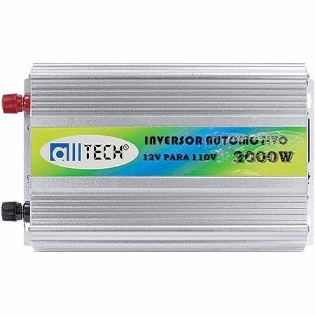 Inversor de Energia 12v Para 110v Inversor de Energia 12v Para