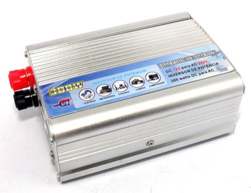 Inversor de Energia 12v Para 110v de Energia 12v Para 110v