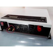 Inversor / Carregador De Baterias 2000watts 12/14 Saida 220v