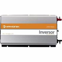 Inversor Conversor De Voltagem Automotivo 2000w 12v 110v Sp