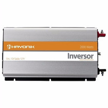 Inversor Automotivo 12v 110v 2000w Turbo Coller Power Invert