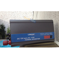 Inversor Power Inverter 1000w 12v 220v Transformador P 2000w