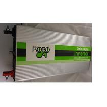 Inversor De Voltagem Automotivo 2000w 12v Para 110v