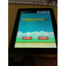 Ipad 3 4g C/ Flappy Bird 64gb