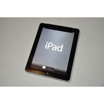 Apple Ipad 1 - 64gb 3g - Modelo: A1337 - Bateria Nova!