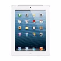 Ipad 32gb Branco Apple 3g- Wi-fi - Ios 7 - Tela 9.7 5mp