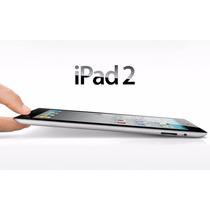 Apple Ipad 2 16gb 3g Preto Cam De 5mp Wi-fi Na Caixa A1396