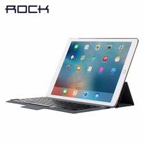 Capa Case Keyboard Teclado Bluetooth Rock Ipad Pro Original