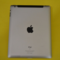 Apple Ipad 2 64gb 3g Branco Cam De 7mp Wi-fi - Original