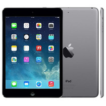 Ipad Mini Me800br 16gb, Wi-fi + 4g, Cinza Espacial Apple