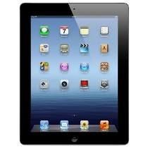 Apple Ipad 3 64 Gb(wifi + Celular) Preto Vitrine - Desbloq