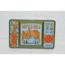 Mini Game Batle Field Casio 1990 Frete Grátis*