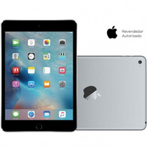 Tablet Ipad Mini 4 Apple Wi-fi 4g 64gb Ios 9 Frete Grátis