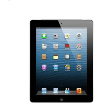Apple Ipad 4 16gb (wi-fi + Cellular) Preto Novo - Desbloquea
