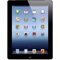 Apple Ipad 3 64gb Wifi 4g Retina Black (md368ll/a) Lacrado !