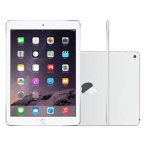 Apple Ipad Air 2 Prata A1567 Wifi + 4g Tela 9,7 128gb