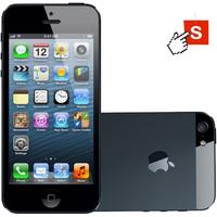 Iphone 5 16gb Preto Apple Ios 6 Wi-fi 3g Desbloqueado - Rev.