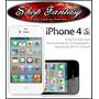 Celular Apple Iphone 4s 64gb Novo, Original E Lacrado