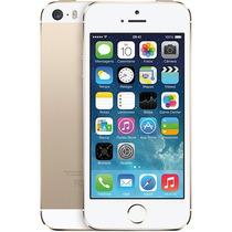 Iphone 5s De 16gb Gold Novo Nf 4g Anatel A1457 Ac Troca