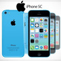 Apple Iphone 5c 16gb Azul Original Desbloqueado