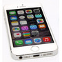 Smartphone Apple Iphone 5s 16gb Branco Prata Original Anatel