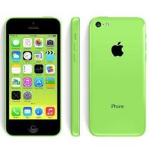 Iphone 5c De 8gb Verde Novo Nacional Lacrado Nf Ac Troca