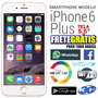 Celular Iphone 6 Plus Barato Tela Grande 5.5 Android Wifi 3g