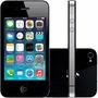 Iphone 4s 8gb Nacional Desbloqueado Novo Garantia Ios 7 Wifi