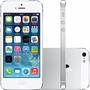 Iphone 5s 16gb Prateado Apple Semi Novo 3g Certif. Ouro