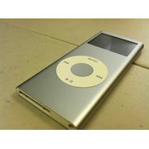 Ipod Nano Apple 2°geração 2gb Prata