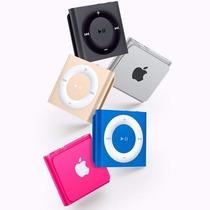 Ipod Shuffle 2gb Apple Diversas Cores - Mp3