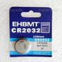Bateria Moeda Cr2032 Litio 3v P/ Bóia Luminosa 50 Unidades