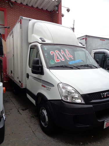 Iveco Daily 35s14 Bau -ano 2014