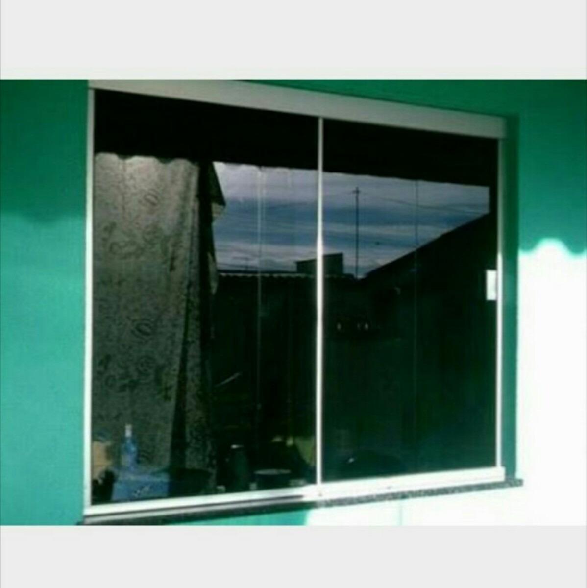 #0F5E41 Janela De Vidro Temperado R$ 280 00 no MercadoLivre 286 Janelas De Vidro Sanfonadas