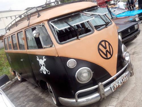 Vw bus kombi interior custom seats power window dashboard for 18 window vw bus