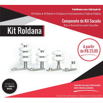 Kit Roldana Com Regulagem