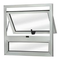 Maxim-ar Em Alumínio 1 Seção Sem Grade Com Basculante