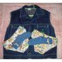 Colete Jeans Para Menino De 1 A 3 Anos Semi Novo Perfeito